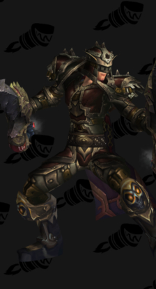 Warrior PvP Arena Season 9 Elite Male Set