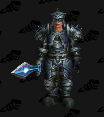 Warrior PvE Arena Season 9 Epic Level 85 Female Set