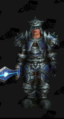 Warrior PvP Arena Season 9 Epic Level 85 Female Set
