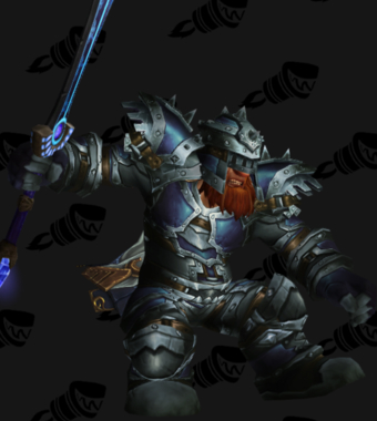 Warrior PvP Arena Season 9 Epic Level 85 Male Set