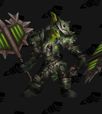 Warrior PvE Arena Season 9 Female Set