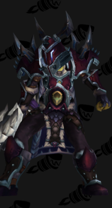 Warrior PvP Arena Warlords Season 1 Horde Female Set