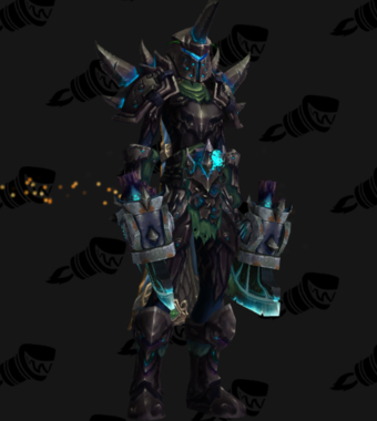 Warrior PvE Arena Warlords Season 1 Epic Alliance Female Set