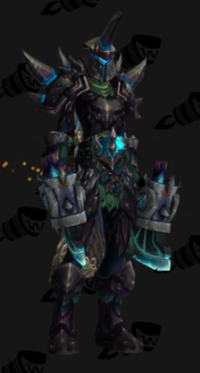 Warrior PvP Arena Warlords Season 1 Alliance Female Set