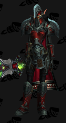 Warrior PvP Arena Warlords Season 2 Horde Female Set