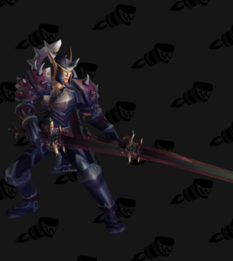 Warrior PvP Level 60 Epic Horde Male Set