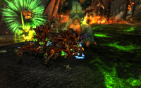 Hour of Twilight - Mannoroth - Demons