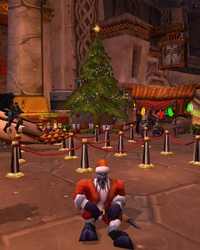 Winter Veil Clothes