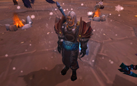 Winter Veil Handful of Snowflakes