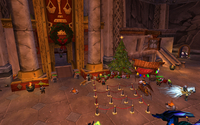 Winter Veil Ironforge Location