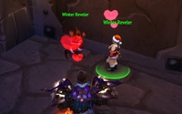 Winter Veil Kissing Revelers