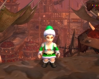 Winter Veil Wondervolt Buff Horde Female 1
