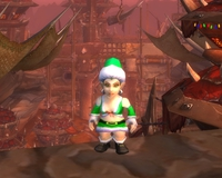 Winter Veil Wondervolt Buff Horde Female 2