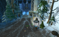 Winter Veil Wondervolt Machine Ironforge