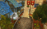 Winter Veil Wondervolt Machine Stormwind City